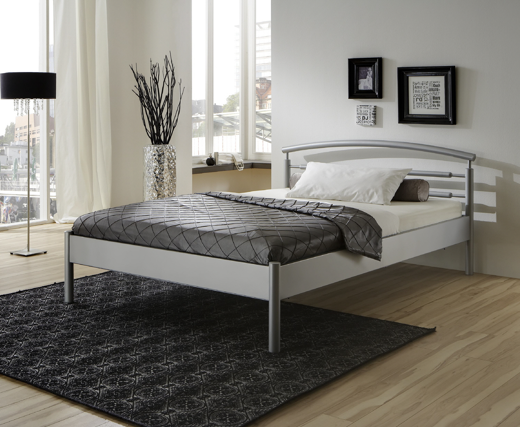 dico metallbett julia. Black Bedroom Furniture Sets. Home Design Ideas